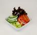 Buntes Salatschälchen vom Büfett Preis je 100g